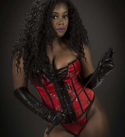 Black bdsm mistress