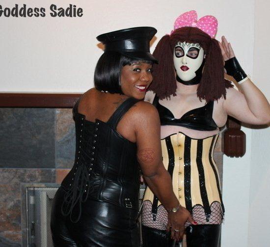 black mistress sadie
