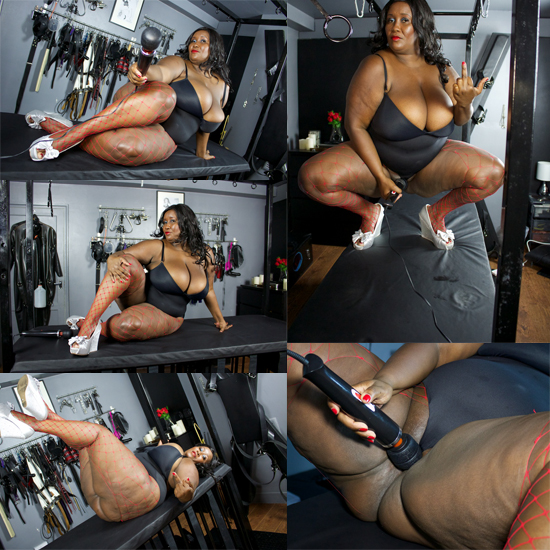 Mistress Squirting