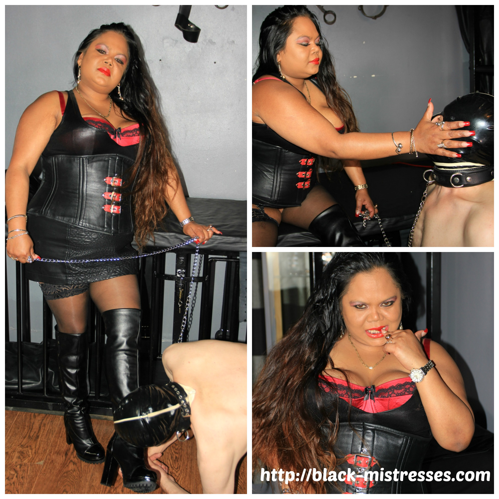 fat ebony mistress