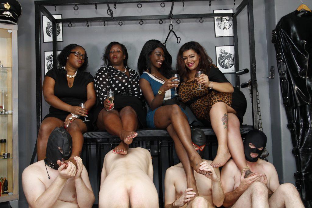 Black femdom